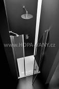 Čelní zástěna HOPA Duo 98 - 102 cm