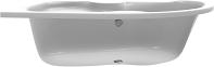 Rohová vana HOPA Gela 150 x 105 cm