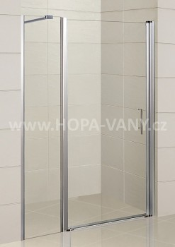 HOPA Altea II 120 cm - sklo čiré
