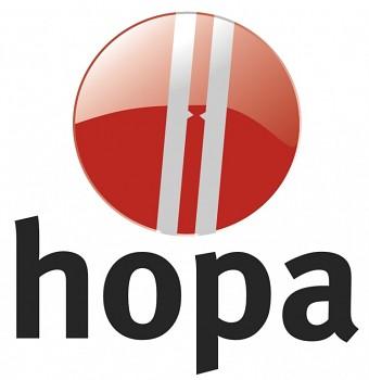 HOPA integrované kosmetické zrcátko s osvětlením