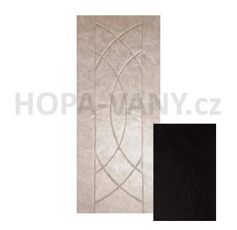 HOPA Euro 80 x 200 cm - černá